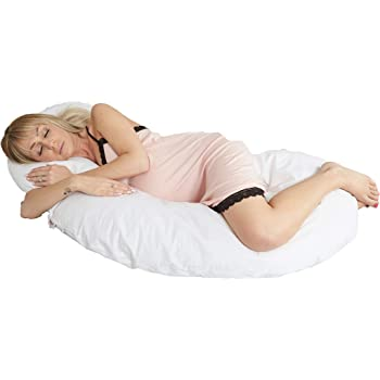 Boomerang C Shaped Nursing Pillow and